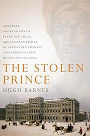 THE STOLEN PRINCE by Hugh Barnes