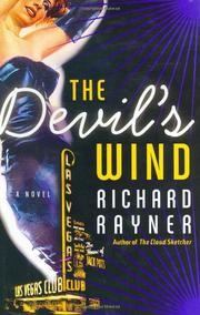 THE DEVIL'S WIND by Richard Rayner