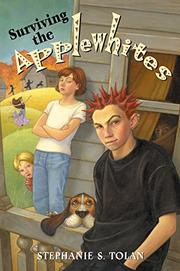 Cover art for SURVIVING THE APPLEWHITES