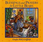 Book Cover for BLESSINGS AND PRAYERS FOR LITTLE BEARS