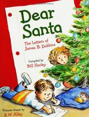 Book Cover for DEAR SANTA