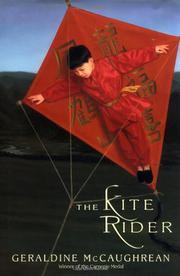 THE KITE RIDER by Geraldine McCaughrean