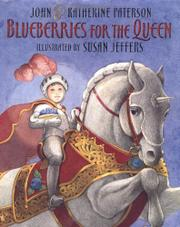 Book Cover for BLUEBERRIES FOR THE QUEEN