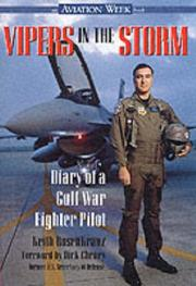 VIPERS IN THE STORM by Keith Rosenkranz