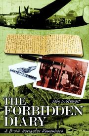 THE FORBIDDEN DIARY by John Lawrence Stewart