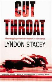 CUT THROAT by Lyndon Stacey