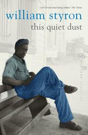 Cover art for THIS QUIET DUST