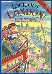 Book Cover for LOOK OUT LONDON!
