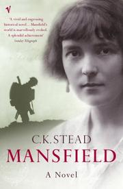 MANSFIELD by C.K. Stead