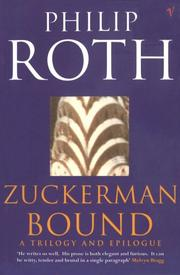 Cover art for ZUCKERMAN BOUND