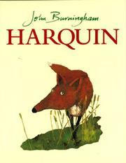 HARQUIN by John Burningham