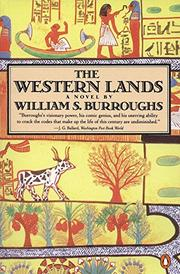 Cover art for THE WESTERN LANDS