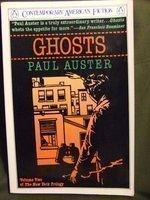 GHOSTS by Paul Auster