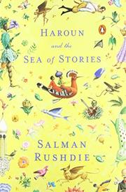 Cover art for HAROUN AND THE SEA OF STORIES