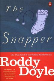 Cover art for THE SNAPPER