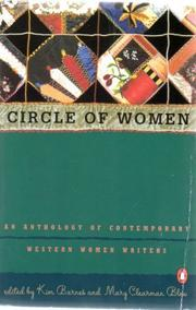 CIRCLE OF WOMEN by Kim Barnes