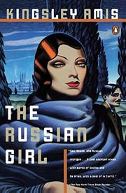 Cover art for THE RUSSIAN GIRL