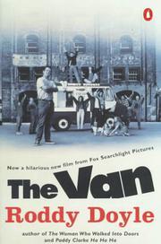 THE VAN by Roddy Doyle