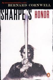 SHARPE'S HONOR by Bernard Cornwell