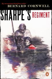 SHARPE'S REGIMENT by Bernard Cornwell