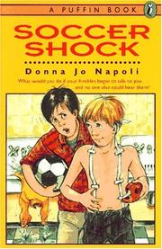 SOCCER SHOCK by Donna Jo Napoli