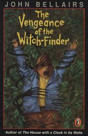 Book Cover for THE VENGEANCE OF THE WITCH-FINDER