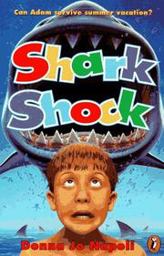 SHARK SHOCK by Donna Jo Napoli