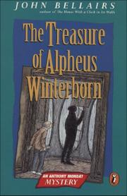 THE TREASURE OF ALPHEUS WINTERBORN by Judith G. Brown