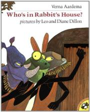 WHO'S IN RABBIT'S HOUSE? A Masai Tale by Verna--Adapt. Aardema