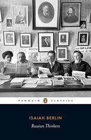 RUSSIAN THINKERS by Henry Hardy