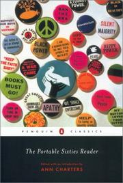 Cover art for THE PORTABLE SIXTIES READER