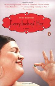 EVERY INCH OF HER by Peter Sheridan