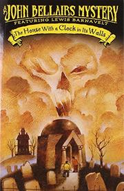 Cover art for THE HOUSE WITH A CLOCK IN ITS WALLS