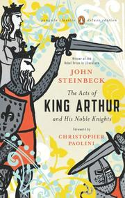 Cover art for THE ACTS OF KING ARTHUR AND HIS NOBLE KNIGHTS