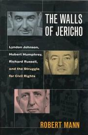 Book Cover for THE WALLS OF JERICHO