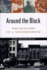 Book Cover for AROUND THE BLOCK