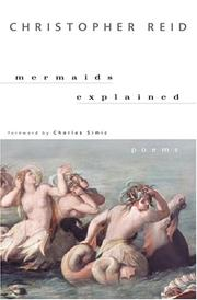 MERMAIDS EXPLAINED by Christopher Reid