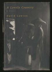 A LOVELY COUNTRY by David Lawton
