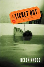 Cover art for THE TICKET OUT