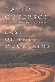 Cover art for EAST OF THE MOUNTAINS