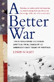 A BETTER WAR by Lewis Sorley