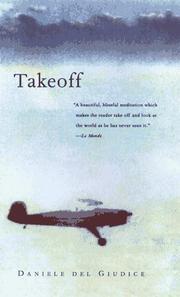 TAKEOFF by Daniele del Giudice