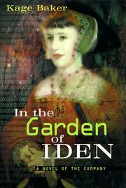 Cover art for IN THE GARDEN OF IDEN