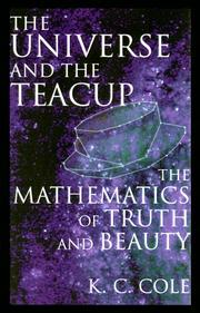 THE UNIVERSE AND THE TEACUP by K.C. Cole