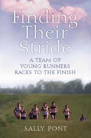 FINDING THEIR STRIDE by Sally Pont