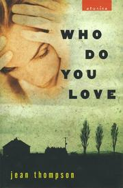 WHO DO YOU LOVE by Bill Geist