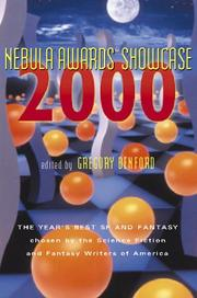 NEBULA AWARDS: SHOWCASE 2000 by Gregory Benford
