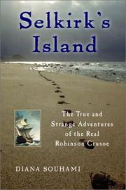 Cover art for SELKIRK'S ISLAND