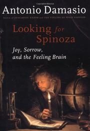 LOOKING FOR SPINOZA by Antonio R. Damasio