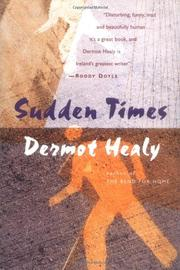 SUDDEN TIMES by Dermot Healy